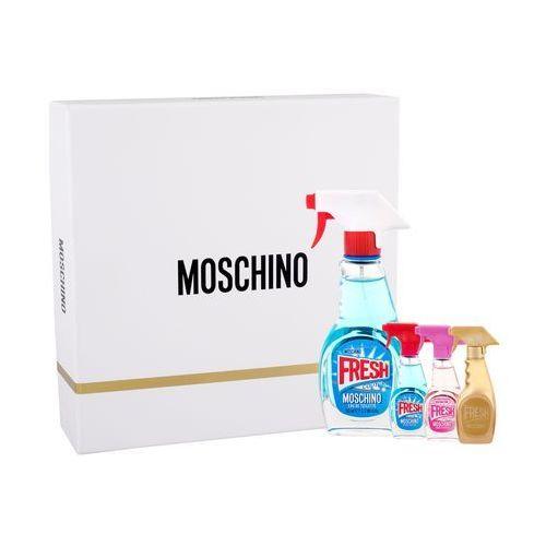 Moschino fresh couture zestaw 50 ml dla kobiet (8011003844326)