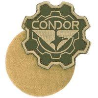 Condor Naszywka Logo Coyote - Coyote