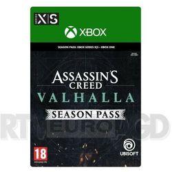 Microsoft Assassin's creed valhalla - season pass [kod aktywacyjny] xbox one