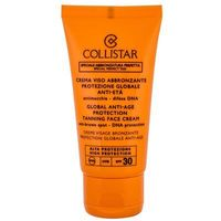 Collistar Protection Tanning Face Cream SPF30 50ml W Opalanie (8015150260596)