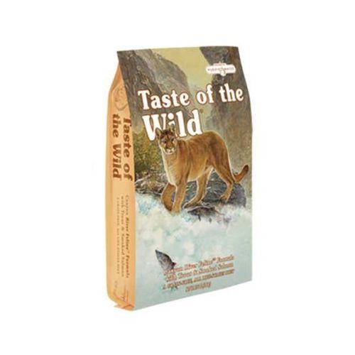 Taste of the wild canyon river feline formula 7kg