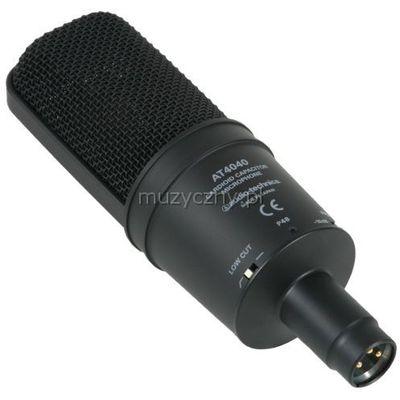 Mikrofony Audio Technica muzyczny.pl