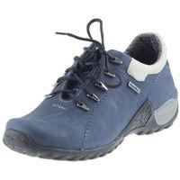 Buty trekkingowe  giatoma niccoli 05-0196 - niebieskie marki Nik