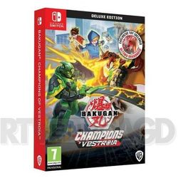 Bakugan: Champions of Vestroia - Toy Edition Nintendo Switch, KGNSBAKUGCHVET