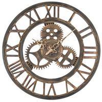 Lowell 21458 zegar ścienny, śr. 46 cm
