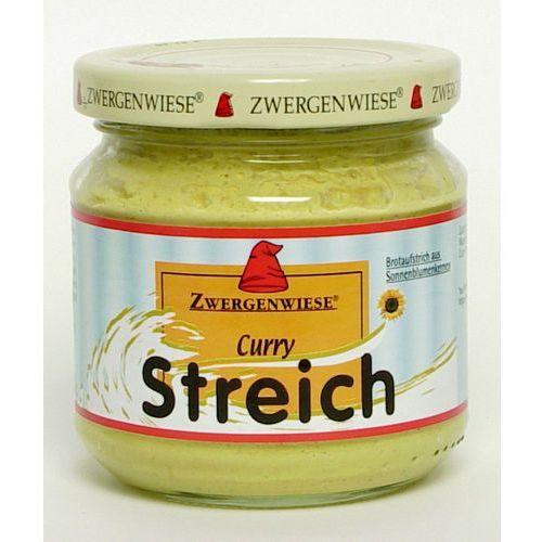 Zwergenwiese Pasta słonecznikowa z curry 180g bio (bezglutenowa)