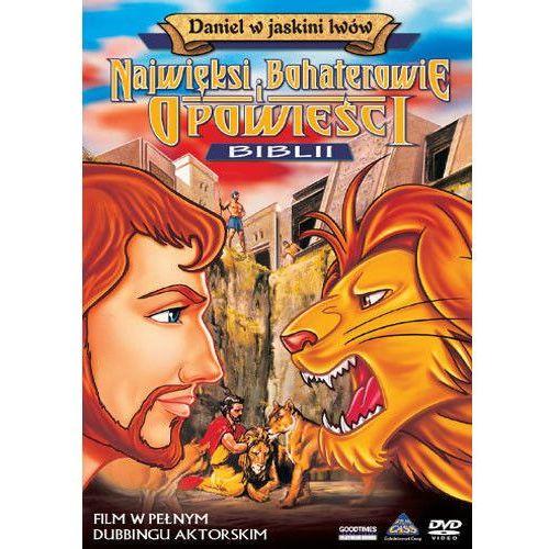 Praca zbiorowa Daniel w jaskini lwów - film dvd