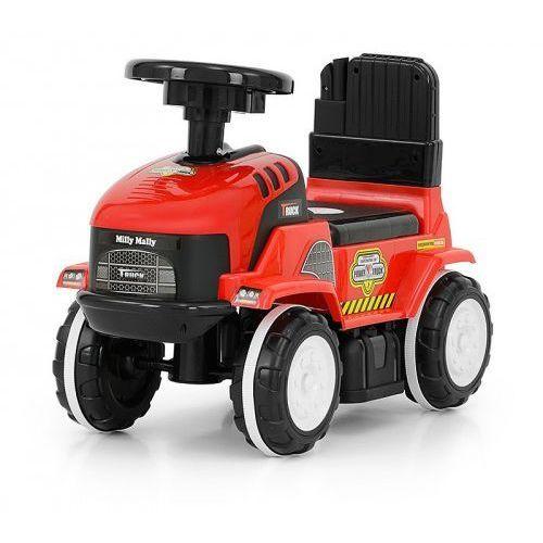 jeździk traktorek rolly czerwony  5901761123869 natychmiastowa wysyłka ponad 4000 punktów odbioru