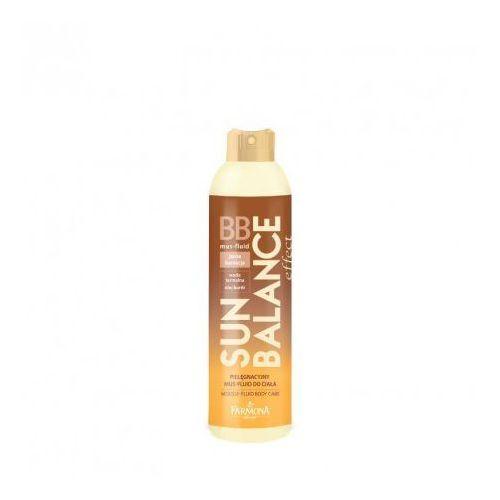 Farmona sun balance mus-fluid bb pielęgnacyjny do ciała - jasna karnacja spray 150ml - Promocyjna cena