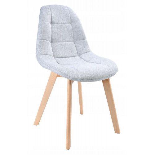 Krzeslaihokery Krzesło westa szare