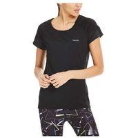 koszulka BENCH - Fabric Mix Tee Black Beauty (BK11179)