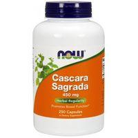 Now Foods Cascara Sagrada 450mg 250 kaps.