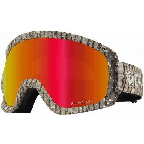 Dragon Gogle snowboardowe - dr d3 otg bonus blizzard llredion+llamber (016)
