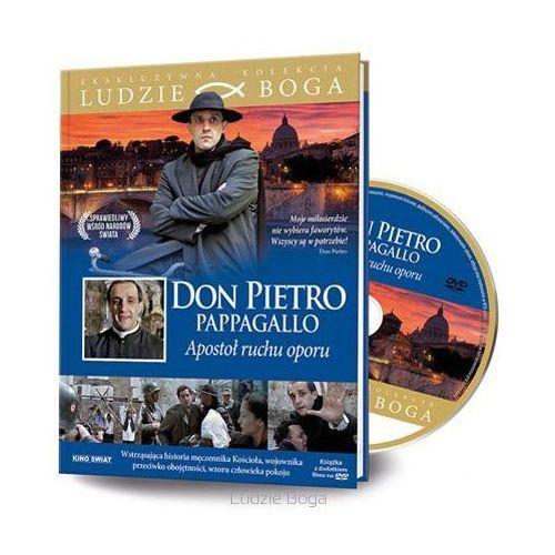 Praca zbiorowa Don pietro pappagallo + film dvd