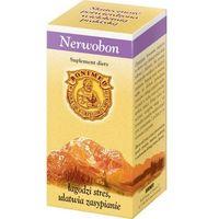 Kapsułki NERWOBON 30 KAPSUŁEK Ziołowy preparat na Stres Nerwy Bezsenność