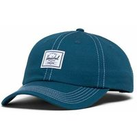 czapka z daszkiem HERSCHEL - Sylas Classic Moroccan Blue/White (1605) rozmiar: OS