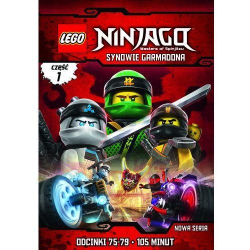 LEGO NINJAGO: SYNOWIE GARMADONA, CZĘŚĆ 1 (ODCINKI 75-79) (Płyta DVD)