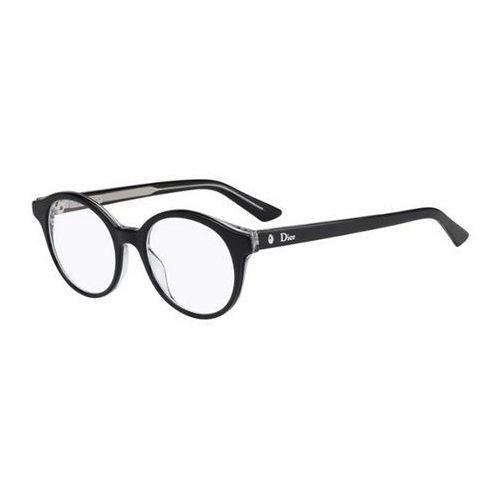 Dior Okulary korekcyjne montaigne 2 g99