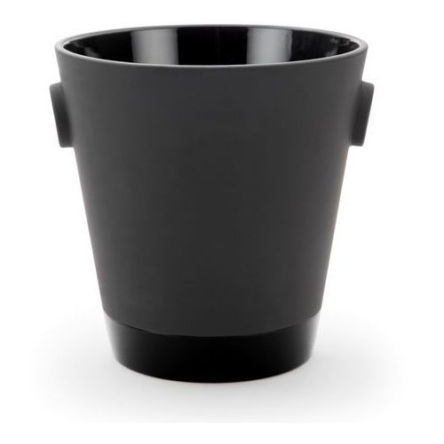 Magisso Cooler na butelkę szampana black terracotta