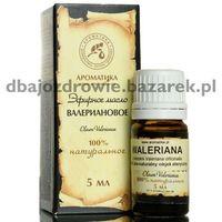 OLEJEK WALERIANOWY, WALERIANA, 5 ml - 100% NATURALNY