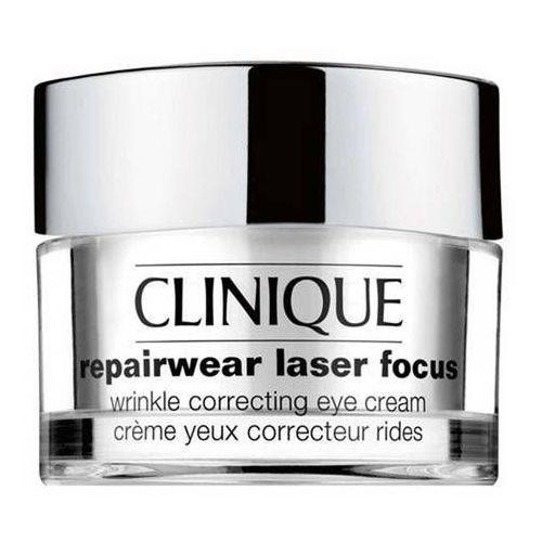 Clinique Repairwear laser focus wrinkle correcting eye cream - krem pod oczy