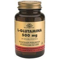 L-Glutamina w wolnej postaci 500mg 50 kapsułek Solgar