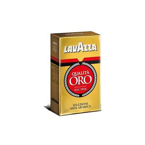 qualita oro 100% arabica 0,25 kg mielona - przecena! marki Lavazza