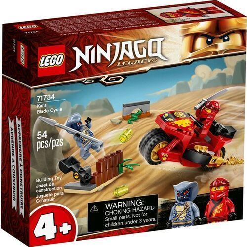Lego NINJAGO Motocykl 71734