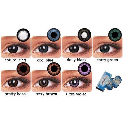 Maxvue vision Colourvue big eyes 2 szt. -zerówki