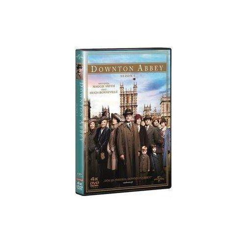 Downton Abbey. Sezon 5 (4DVD)