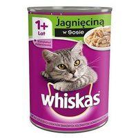 adult jagnięcina - puszka 400g marki Whiskas