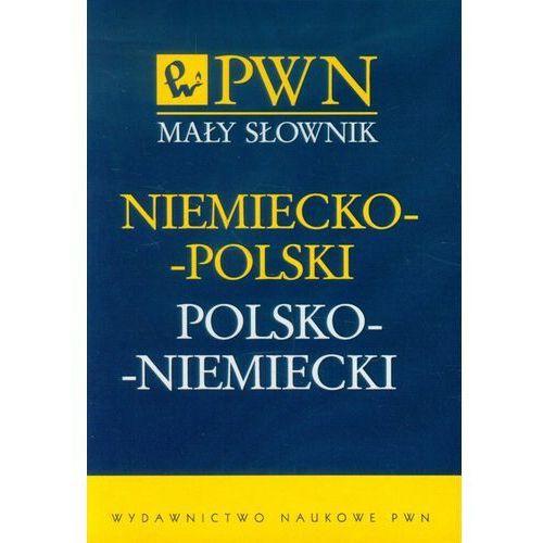 Mały słownik niemiecko-polski, polsko-niemiecki PWN (9788301147006)