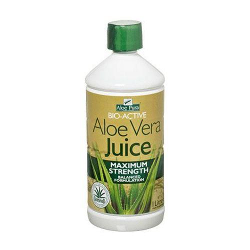 Aloepura Aloesowy czysty miąższ do picia 1l