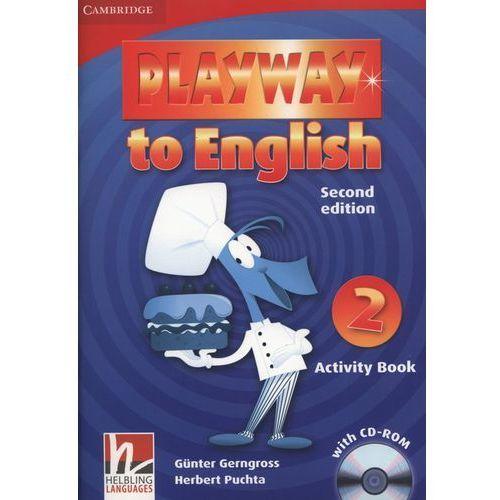 Playway to English 2 (2nd Edition) Activity Book (zeszyt ćwiczeń) with CD-ROM (2010)
