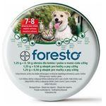 FORESTO OBROŻA PRZECIW PCHŁOM I KLESZCZOM dla psów i kotów o wadze do 8kg [ (5909990908479)