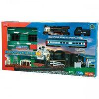 Kolejka express 330 cm +przejazd marki Dromader