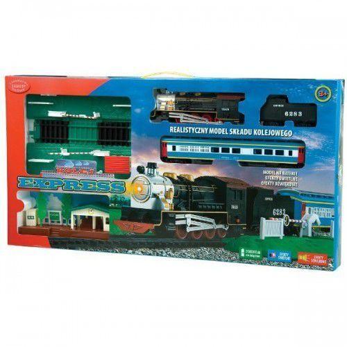 Kolejka Express 330 cm +przejazd (5900360002858)