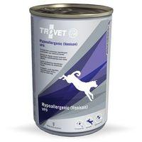 Trovet hypoal. venison pies 400 g vpd (8716811001663)