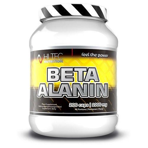 HI-TEC Beta Alanin - 200caps