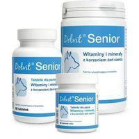 senior - preparat mineralno - witaminowy dla starszych psów 500g marki Dolfos