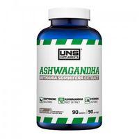 Tabletki Suplement prozdrowotny UNS ASHWAGANDHA 90 tabl. Najlepszy produkt