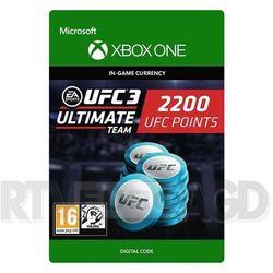 Microsoft Ea sports ufc 3 2200 punktów [kod aktywacyjny]