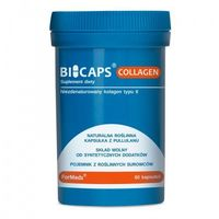 Formeds Kolagen Collagen 60 kaps/ 10 mg z Wit C (5902768866995)