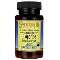 Kapsułki Swanson Bioperine (ekstrakt z pieprzu) 10mg 60 kaps.