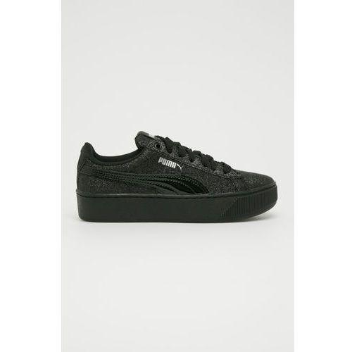 Puma - buty dziecięce vikky platform glitz