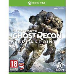 Ubisoft Tom clancy's ghost recon breakpoint + bonus + beta pl (xbox one)