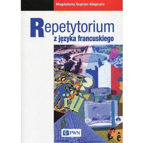 Repetytorium z języka francuskiego z płytą CD - Magdalena Supryn-Klepcarz (9788326228575)