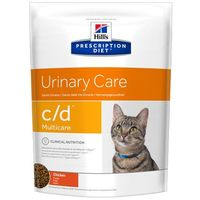 Hill's Prescription Diet Feline c/d Urinary Care z kurczakiem 5kg