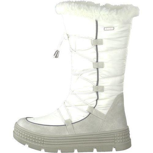 ee15448e38288 Buty zimowe damskie 37, białe (Tamaris) opinie + recenzje - ceny w ...
