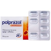Polprazol acidcontrol 10 mg x 14 kaps